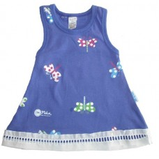 Horizon Dragonfly Lacy Dress Girls 3-6 months