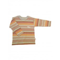 Stone Stripe Long sleeve T-shirt  Kids 5-6 years