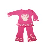 Pink Hearts Swing Suite Girls12-18 months