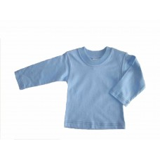 Blue Long sleeve T-shirt Kids 6-12 months