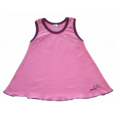 Simply Pink Summer Swing Top Girls 3-4 years
