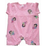 Pink Fairy Baby Grower Girls 6-12 months