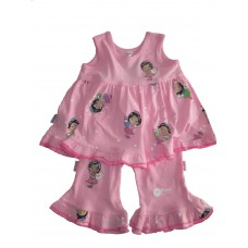 Pink Fairy Swing Suite Girls 18-24 months