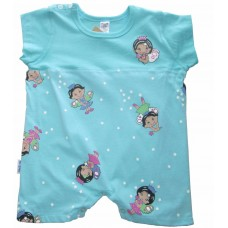 Turquoise Fairy Baby Grower Girls 18-24 months