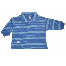 Blue Stripe Sweater Boys 6-12 months